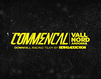 COMMENCAL Animation intro for UCI MTB World Cup