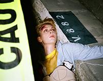 FASHION CRIME, Institute Magazine