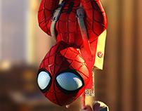 Spiderman Back to School