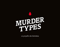 Murder Types Self-publishing