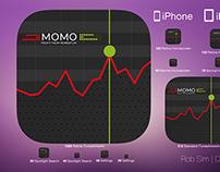 Momo icon App