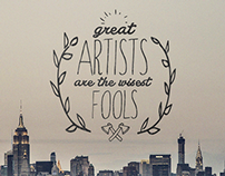 Hipster Quotes Pack