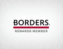 Borders Rewards Redesign