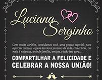 Convite casamento   03/2017