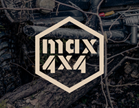 MAX 4X4 identity