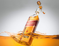 Johnnie Walker - Red Label Photography & Postproduction