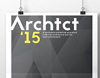 Riba - Archtct Poster