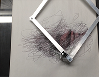 """Mort"" the Collaborative Drawing Machine"