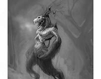 Foxfire Creature