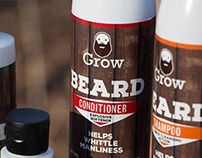 Grow | Beard Development Formula