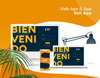 Solt App Web App & App (UI/UX)