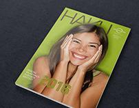 HAKU Magazine for highschool students 2016
