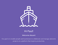 RuggedProjects - Onboarding