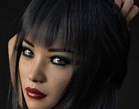 Jasmina for Genesis 8 Female EM3D Promo