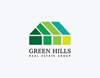 Logo Design: GH Real Estate Group
