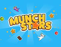 Munchstars Web App