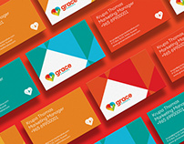 Grace Creations: Branding and Interactive Design