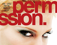Permission Magazine covers