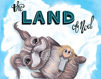Children's Book Illustration- The Land of Nod