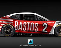 Bastos Racing 2018 Nascar