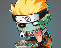 zombie [funny]