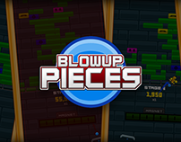 Blow Up Pieces - Old Graphics