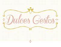 Branding - Dulces Gestos