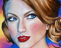 Portrait: Taylor Swift
