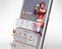 Bug Hunter - Android Mobile App, Interface Design