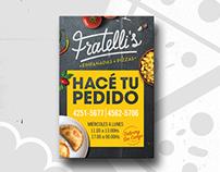 Fratelli's  Pizza&Empanadas