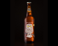Ipnotica - Beer Bottle Label