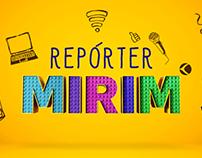 Repórter Mirim - Jornalismo | TV Integração