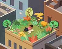 NPR Hidden Brain Episode Illustrations