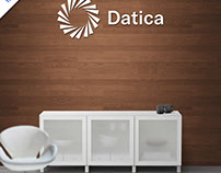 Datica trade show booth