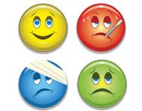 Healthcare emojis
