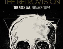 Gigposter - The Retrovision