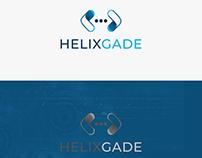 Logo Design for Helix Gade