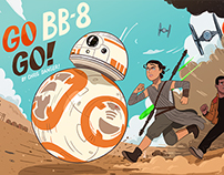 Star Wars: the Force Awakens Children's Book