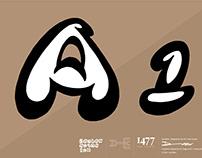 Reuben-esque-ish Typeface Design