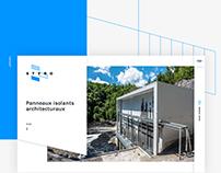 STYRO - Site web
