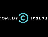 Comedy Central | Rebrand