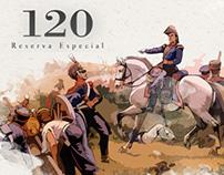 120 Colección Independencia