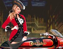 """Excelsior """"REDCOAT"""""""