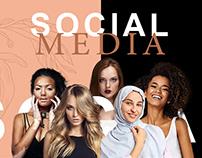social media make up