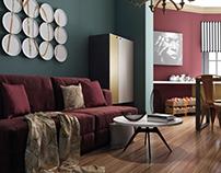 Marsal apartment