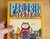 Pablo Bear in Asia