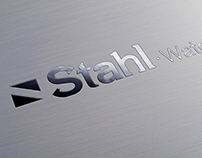 Stahl · Watches - A time Typography