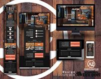 web site design lux bois