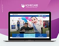 WEB DESIGN | HOMECARE 2018