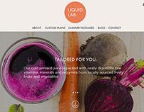 LiquidLab Website